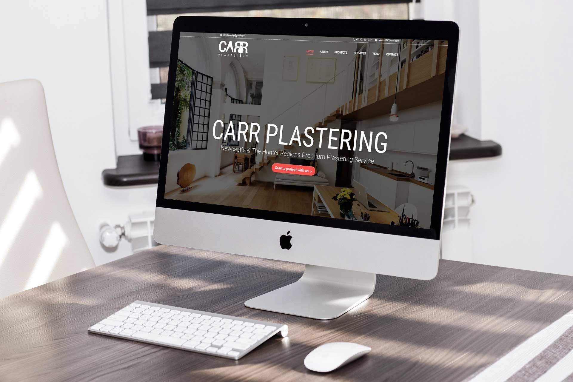 our portfolio of website design is five star   Newcastle Creative Co