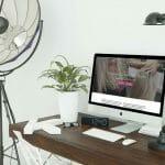 A new website for Newcastle Hair Salon, Leuer   Newcastle Creative Co